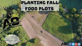 Planting Fall Food Plots: BioLogic Annuals & Perennials