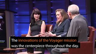 Highlights from Voyager's 40th Anniversary