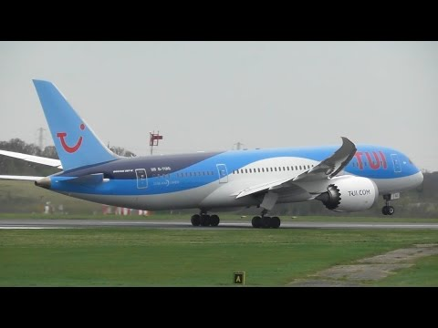 Busy Morning Plane Spotting at Manchester Airport, 07-04-17 | Part 2