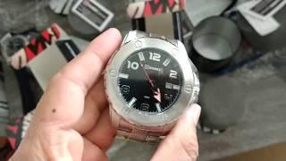 b8bcd9d0af8ea Relógio Masculino X-Games XMSS1042 P2SX Analógico Prata