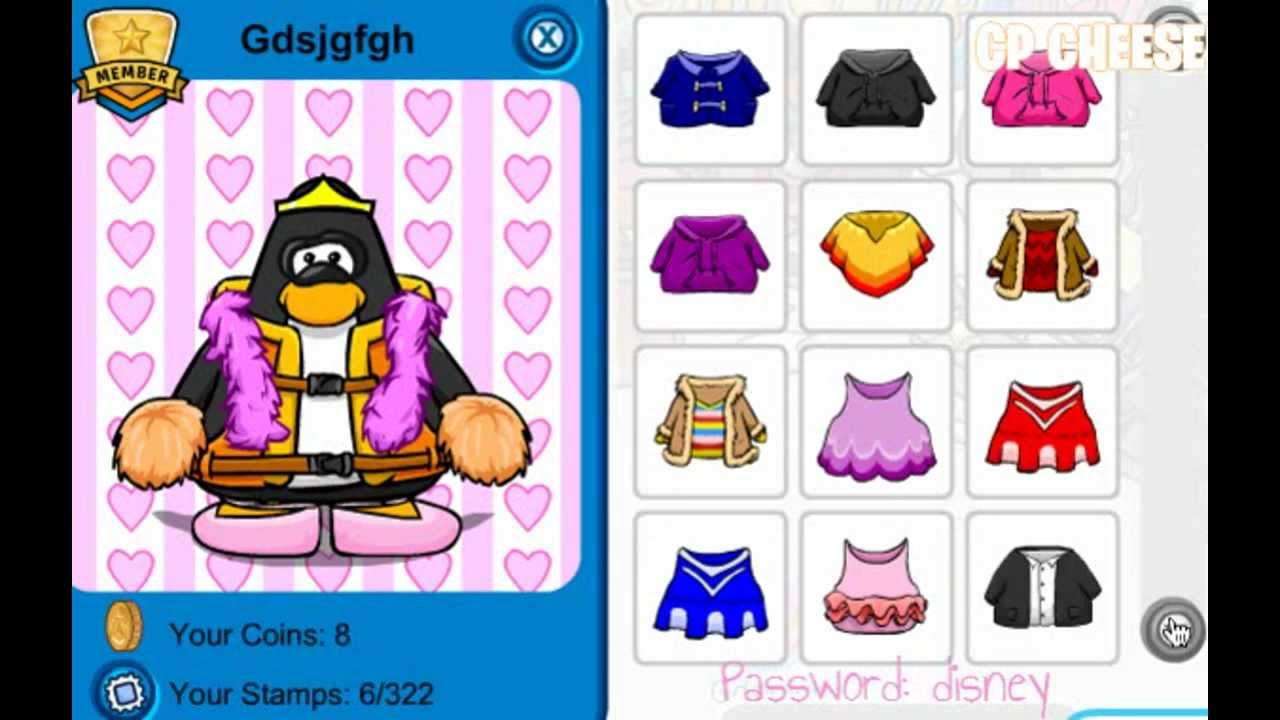 Another Try At Slark Ultra Rare: Free Super Ultra Rare Club Penguin Member Account 2012