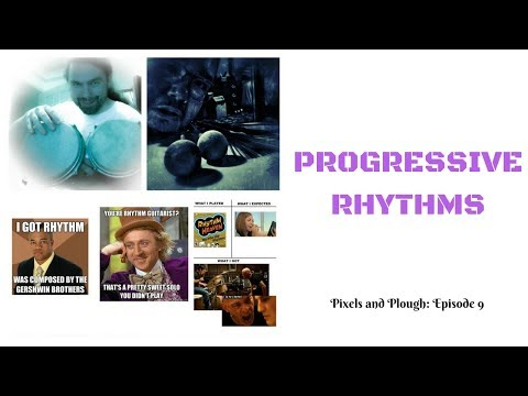 Polymeter vs Polyrhythm - Different Types of Rhythm and Swing Drum Notation (Quintuplet Swing )