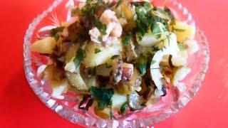 Немецкий картофельный салат