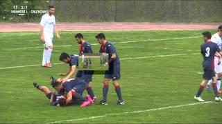 Vaianese Imp.Vernio-Calenzano 1-2 Promozione Girone A