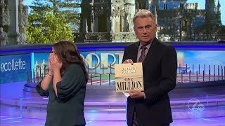 Wheel of Fortune - Yet Another Million Dollar Loss (1/16/2019) [1080p60]