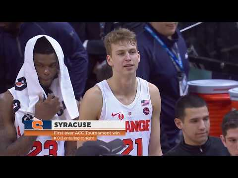 Highlights | Syracuse vs. Wake Forest | ACC Tournament
