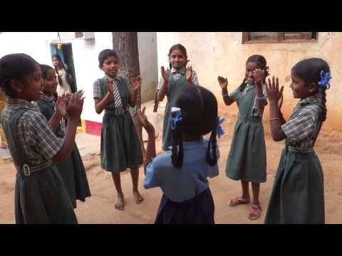 Hand Clapping Game / India 2015