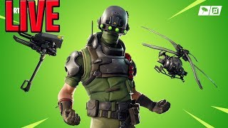 NEW TECH OPS SKIN! | Daily Item Shop | Fortnite Live Gameplay