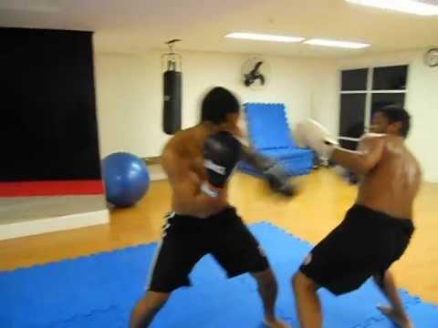 joão henrique vs natan amado (boxe) 1 round