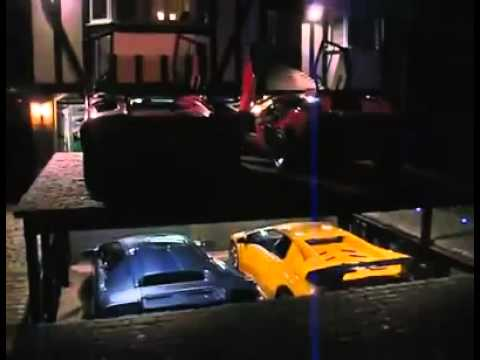 One of the worlds best residential garages with exotic cars youtube - Garage auto h strasbourg ...