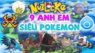 Thử thách Nuzlocke - Tập 4 và Tập 5 - Đại tập hợp - Pokemon Sword Shield