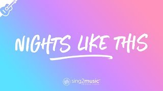 Nights Like This (Acoustic Guitar Karaoke) Kehlani & Ty Dolla $ign