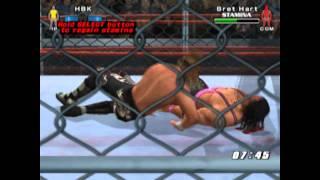 PCSX2 0.9.8 (r4600) SmackDown vs Raw 2006 PC
