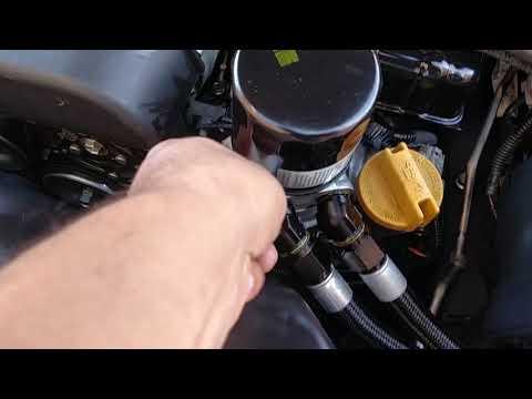 2015 FRS Full Blown Motorsports Oil Cooler Sandwich Plate Leak