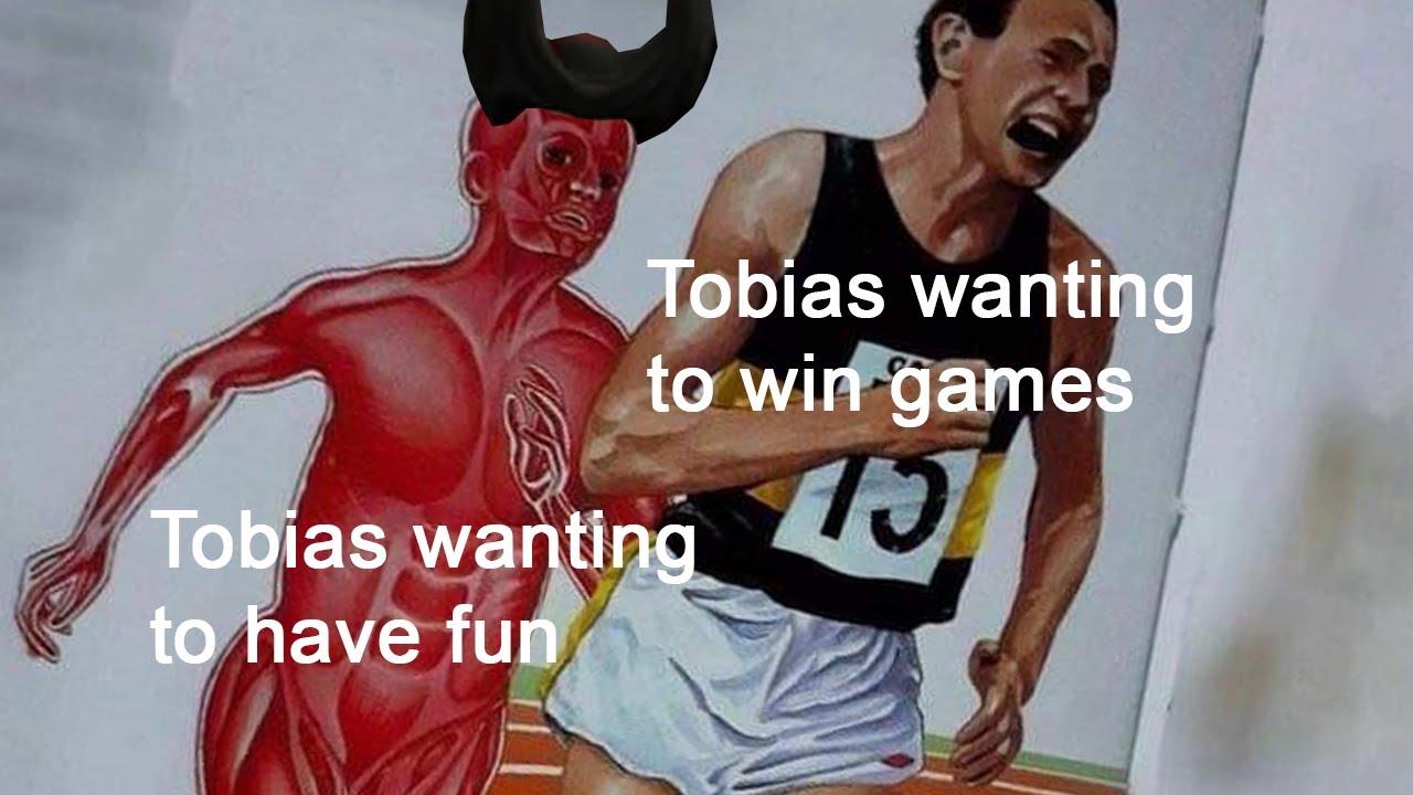 Tobias Fate - SO MUCH FUN!
