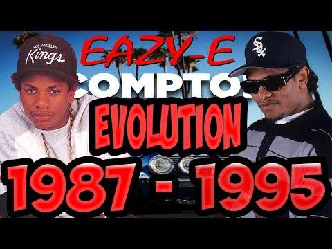 The Evolution Of Eazy-E of NWA 1987-1995 (Eric Wright) Timeline Fan POV