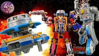 Ninninger UFO-Maru Review! (Power Rangers In Space Andros Returns!)