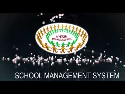 School Management System  Using PHP-Add Admin | Hybrid Communications