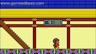 Alex Kidd in High-Tech World - Castle