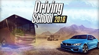 Driving School 2016 - Android Gameplay HD screenshot 1