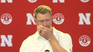HOL HD: Scott Frost South Alabama Post Game comments