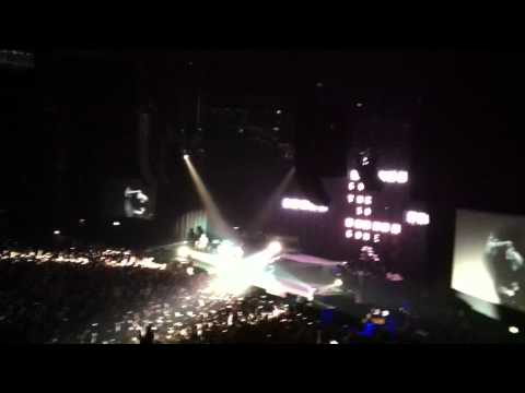 Drake Club Paradise Tour Dublin Headlines 24/03/12