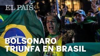 BOLSONARO GANA las ELECCIONES presidenciales de BRASIL