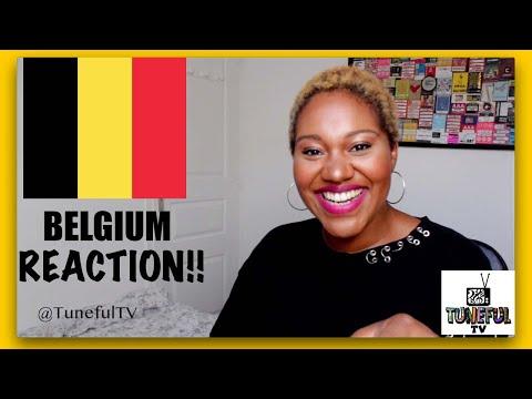 Eurovison 2021 - BELGIUM Reaction (Tuneful TV)
