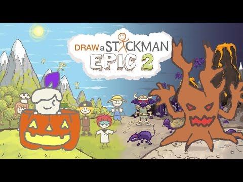 Guide AZ - Draw a Stickman Epic 2 - True Friend | End Game #7