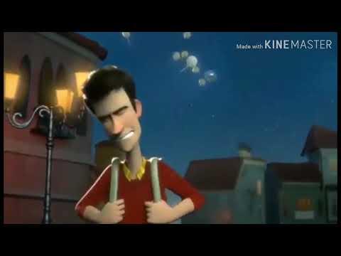 Lagu Barat Sedih (animasi)