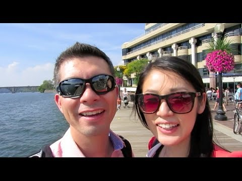 DC Vlog: Georgetown!