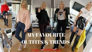 FAV OUTFITS & TRENDS FALL|WINTER 2017-18  (DAYTIME) &GIVEAWAY (CLOSED) ||GIO DREVELI||