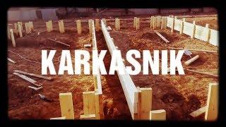 Канал по строительству каркасных домов и не только. Рекламный трейлер для канала. KARKASNIK.