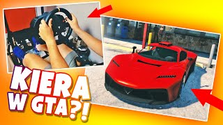 GTA 5 - TUNING BENEFACTOR KRIEGER + KIEROWNICA!