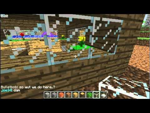 Minecraft Classic Creation: Beachside Resort
