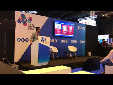 The future of data collection campaigns | DES 2018