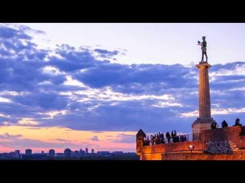 Kalemegdan, Belgrade Fortress / Time-Lapse / Full HD