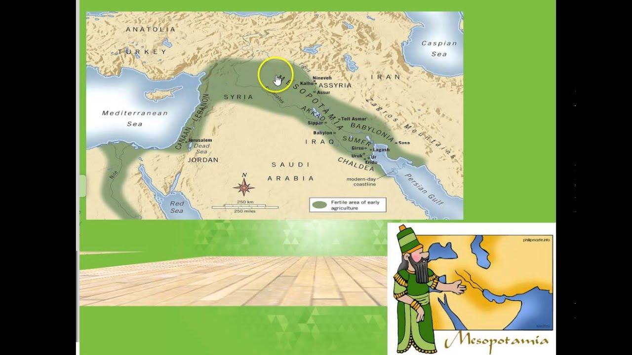 6th Grade Intro To Mesopotamia - YouTube