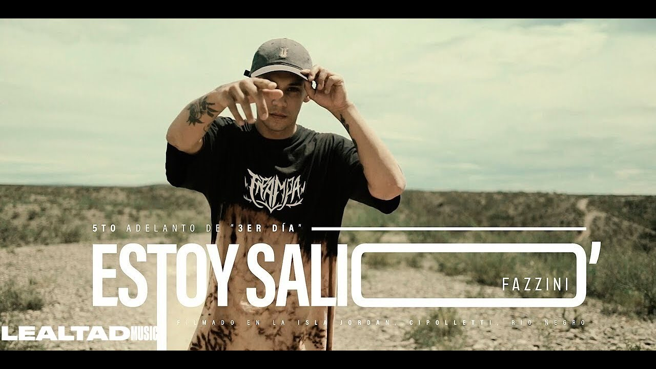 Fazzini - Estoy Salío' (Prod. Fili) [Videoclip Oficial]