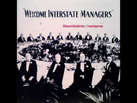 Fountains of Wayne - Mexican Wine