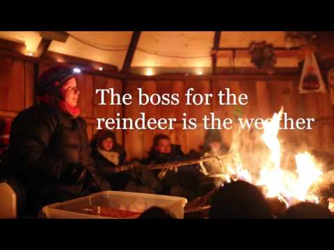 The Sami life is a rich life