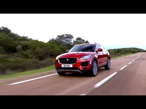 Новый Jaguar E pace тест драйв.Anton Avtoman.