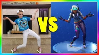 We had a blast trying to copy these Fortnite dances! Who did the be...