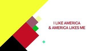 The 1975 - I Like America & America Likes Me [Lyrics]