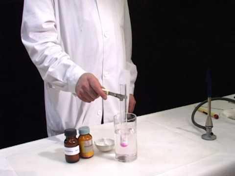 Гидролиз ацетата натрия