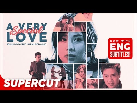 A VERY SPECIAL LOVE: Supercut | Sarah Geronimo, John Lloyd Cruz