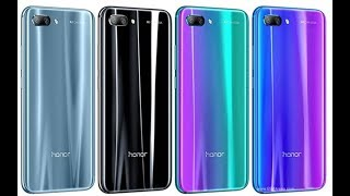 Honor 10 - Unboxing
