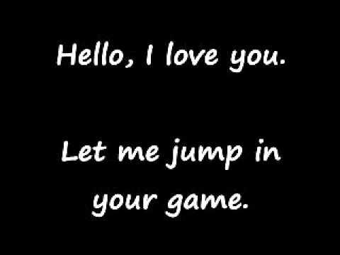 Hello I Love You by The Doors (lyrics)  sc 1 st  YouTube & Hello I Love You by The Doors (lyrics) - YouTube
