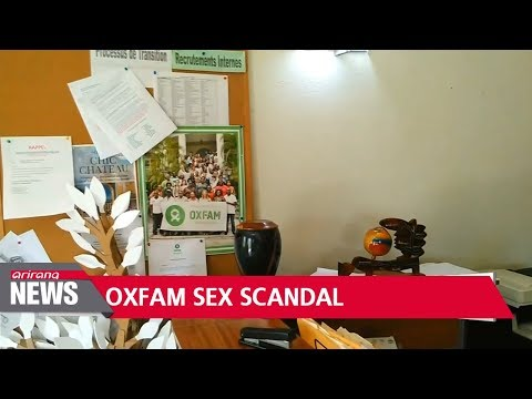 Oxfam's deputy CEO resigns over sex crimes scandal