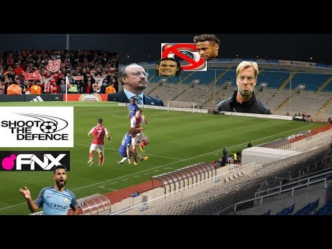 English Premier League & European roundup 2017/18 Week 5